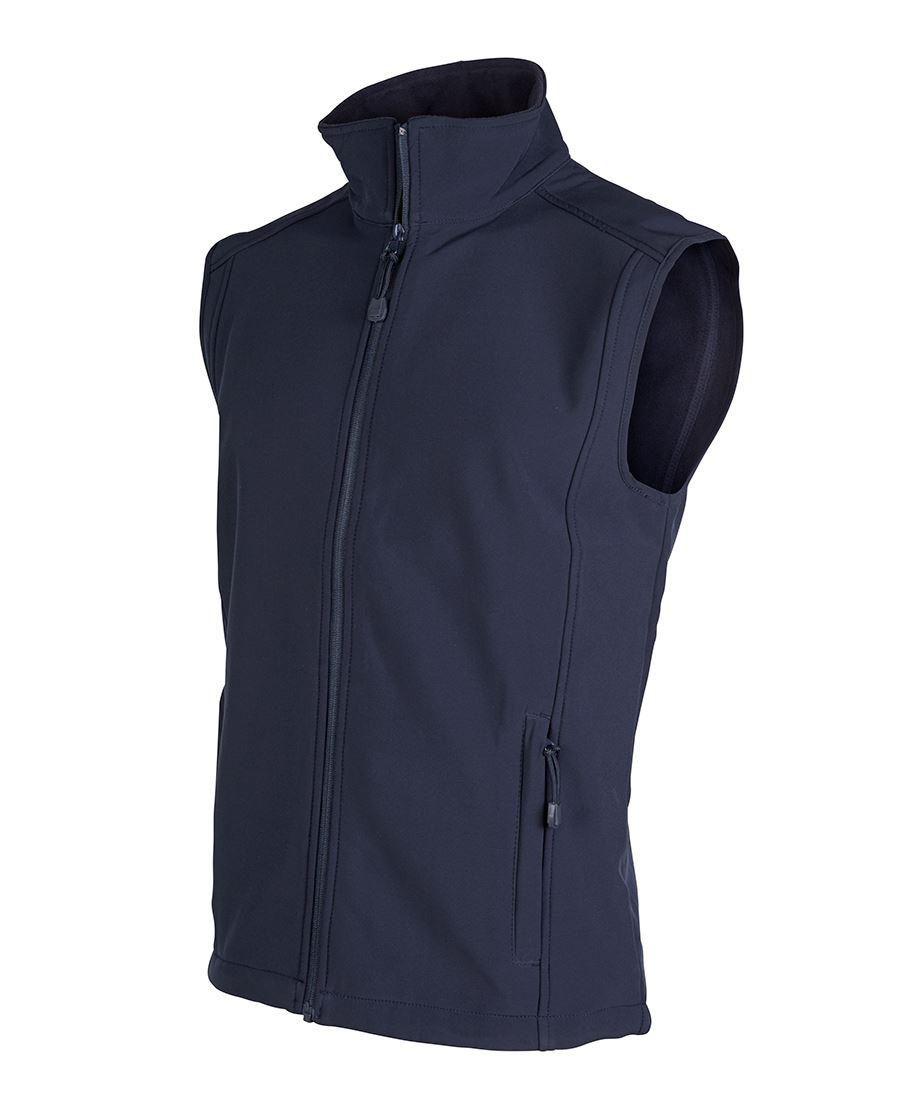 Kids Amp Adults Layer Soft Shell Vest
