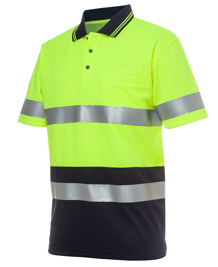 d367a4929 Hi Vis S/S (D+N) Traditional Polo